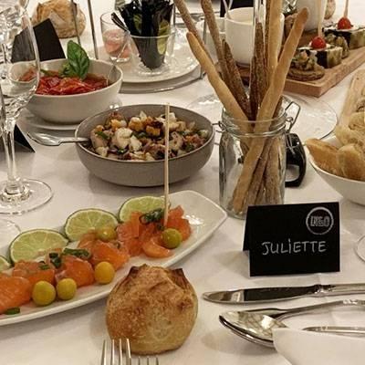 Traiteur - Maison Baron Lefèvre - Restaurant Nantes